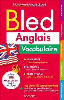 Bled ; Anglais ; Vocabulaire