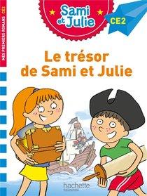Sami Et Julie Ce2 ; Le Tresor De Sami Et Julie