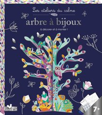Les Ateliers Du Calme ; Arbre A Bijoux A Decorer Et A Monter !