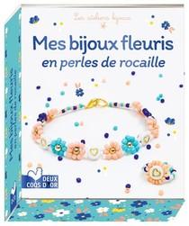 Mes Bijoux Fleuris En Perles De Rocaille