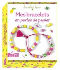 Mes Bracelets En Perles De Papier