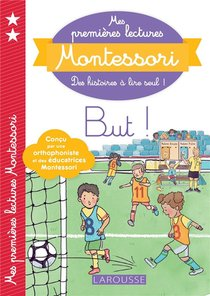 Mes Premieres Lectures Montessori ; But !