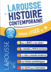 Larousse De L'histoire Contemporaine