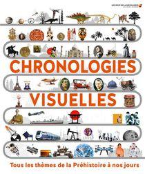 Chronologies Visuelles ; Tous Les Themes De La Prehistoire A Nos Jours