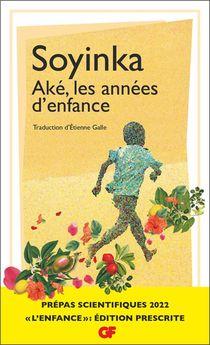 Ake, Les Annees D'enfance : Prepas Scientifiques 2022