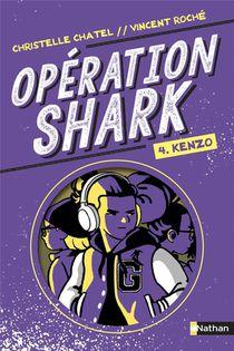 Operation Shark T.4 ; Kenzo