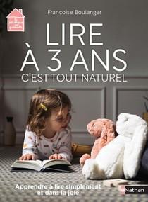 Lire A 3 Ans : C'est Tout Naturel