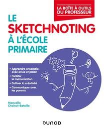 Le Sketchnoting A L'ecole Primaire
