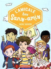 Un roman pour les enfants qui se sentent seuls au moment de la récré