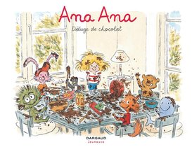 Ana Ana T.2 ; Deluge De Chocolat