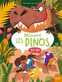 Decouvre Les Dinosaures En Bd