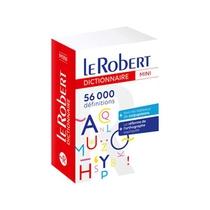 Le Robert & Collins ; Mini ; Dictionnaire Langue Francaise