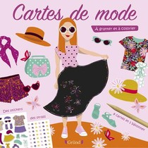 Cartes De Mode : Jolis Motifs