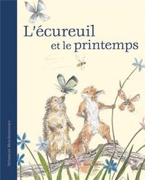 L'ecureuil Et Le Printemps