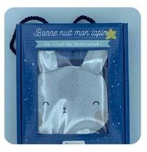 Bonne Nuit Mon Lapin : Livre Naissance Tissu
