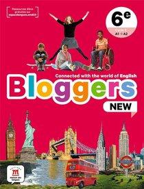 Bloggers New ; Anglais ; 6e ; Livre De L'eleve ; A1>a2