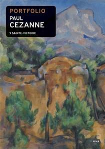 Portfolio Paul Cezanne ; 9 Sainte-victoire