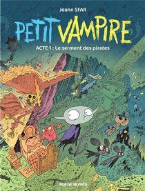 Petit Vampire T.1 ; Le Serment Des Pirates