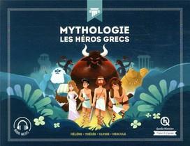 Mythologie Les Heros Grecs