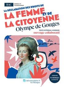 Classique Olympe De Gouges, Declaration Des Droits De La Femme Et De La Citoyenne