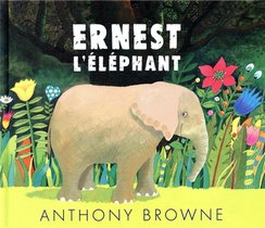 Un hommage à Mc Kee et à Elmer l'éléphant