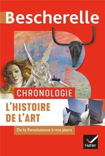 Bescherelle ; Chronologie ; L'histoire De L'art De La Renaissance A Nos Jours