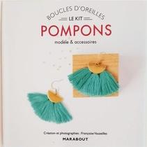 Kit Boucles D'oreilles Pompons