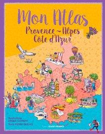 Mon Atlas ; Provence-alpes-cote D'azur