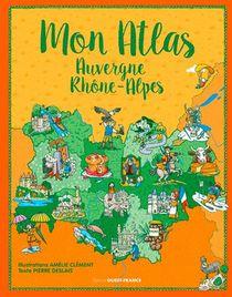 Mon Atlas Auvergne - Rhone Alpes