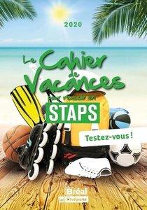 Le Cahier De Vacances Pour Reussir En Staps