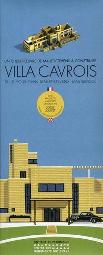 Villa Cavrois ; Un Chef-d'oeuvre De Mallet-stevens A Construire