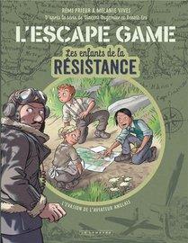 L'escape Game : Les Enfants De La Resistance