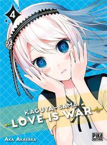 Kaguya-sama : Love Is War T.4