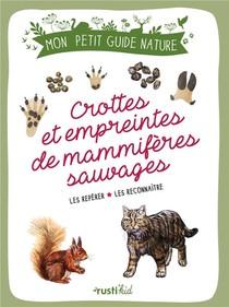 Crottes Et Empreintes De Mammiferes Sauvages