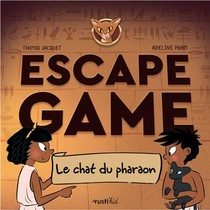 Escape Game : Le Chat Du Pharaon