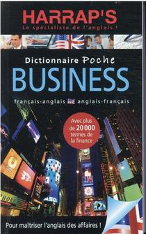 Dictionnaire Poche Business