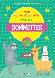 Mon Cahier D'activites Avec Des Gommettes ; Gs