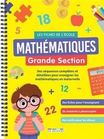 Mathematiques : Maternelle Gs