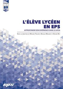 Dossier Eps N 89 : L'eleve Lyceen En Eps