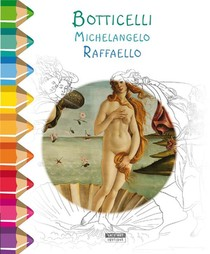Botticelli, Michelangelo, Raffaello