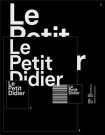 Le Petit Didier /francais/anglais