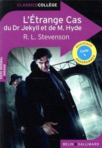 L'etrange Cas Du Dr. Jekyll Et De M. Hyde