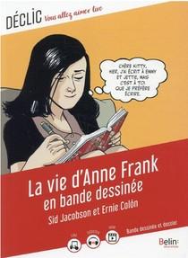 La Vie D'anne Frank En Bande Dessinee