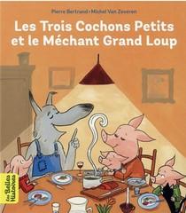 Les Trois Cochons Petits Et Le Mechant Grand Loup