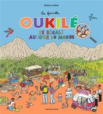 La Famille Oukile ; Se Regale Autour Du Monde