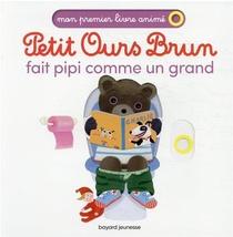 Petit Ours Brun Fait Pipi Comme Un Grand