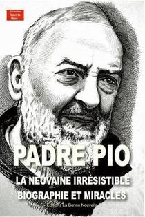Padre Pio Transfigure Par Jesus