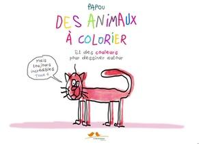 Des Animaux A Colorier T.4