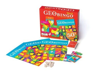 Geobingo world