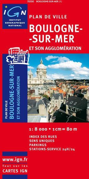 Boulogne-sur-mer 1:8d